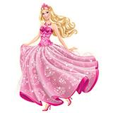 Раскраски Барби для девочек