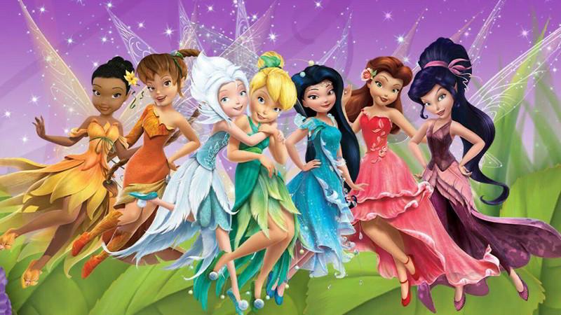 Динь-Динь и другие феи Disney