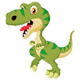 Раскраски с динозаврами распечатать