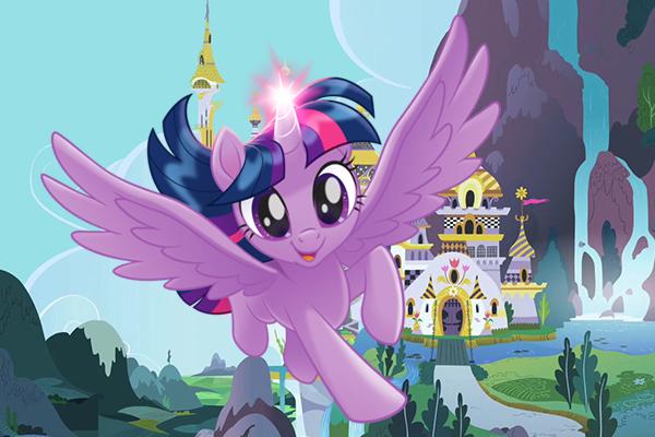 Как раскрасить Искорку из My Little Pony
