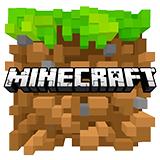 Логотип Майнкрафта - бесплатные раскраски Minecraft