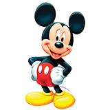 Бесплатные раскраски с Микки Маусом и его друзьями распечатать