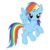 My little pony - скачать и распечатать раскраски