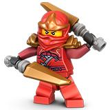 LEGO Ниндзяго - раскраски для мальчиков