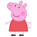 Свинка Пеппа - лучшие раскраски для детей