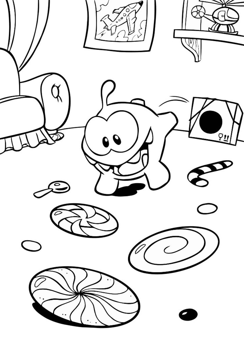 Игры картинки и раскраски