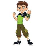 Раскраски из мультфильма Бен 10 для мальчиков