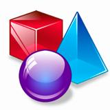 Шар, куб и пирамида