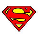Картинки раскраски с Суперменом для печати