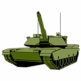 Раскраски танков