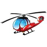 Раскраски вертолетов для детей