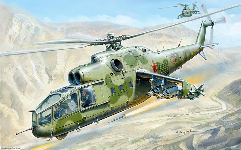 Рисунок вертолета, как раскрасить военный вертолет